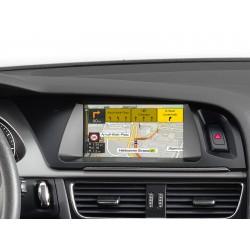 Station multimédia GPS Premium ALPINE X701D pour Audi A4/A5 et Q5
