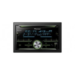 Pioneer FH-X730BT Autoradio CD double DIN Bluetooth