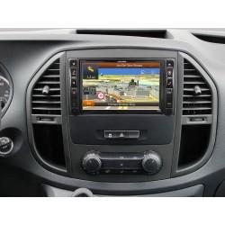 Alpine X800D-V447 Système GPS Multimédia pour Mercedes Vito V447