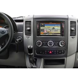 Alpine X800D-S906 Système GPS Multimédia pour Mercedes Sprinter W906