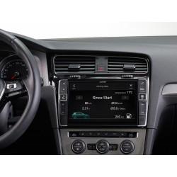 Alpine X901D-G7 Système GPS Multimédia pour VW Golf 7