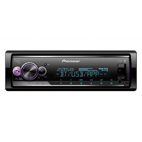 Autoradio Bluetooth PIONEER MVH-S510BT