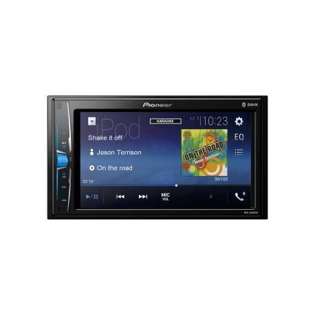 Autoradio multimédia PIONEER MVH-A200VBT