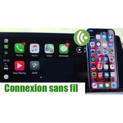 Interface Apple Carplay Android auto AUDI MMI3G/3G+