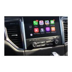Interface Apple Carplay Android auto pour PORSCHE PCM 4.0