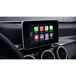 Interface Apple Carplay Android auto MERCEDES NTG 4.5/4.7