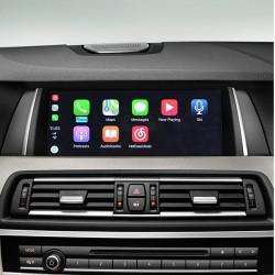 Interface Apple Carplay Android auto BMW NBT