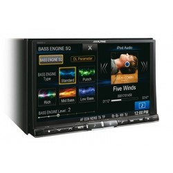 Station GPS multimédia ALPINE X800D-U